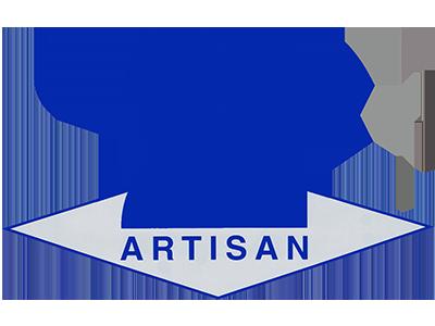 Logo titre d'artisan