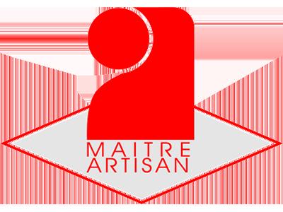 Logo titre de maître artisand'artisan